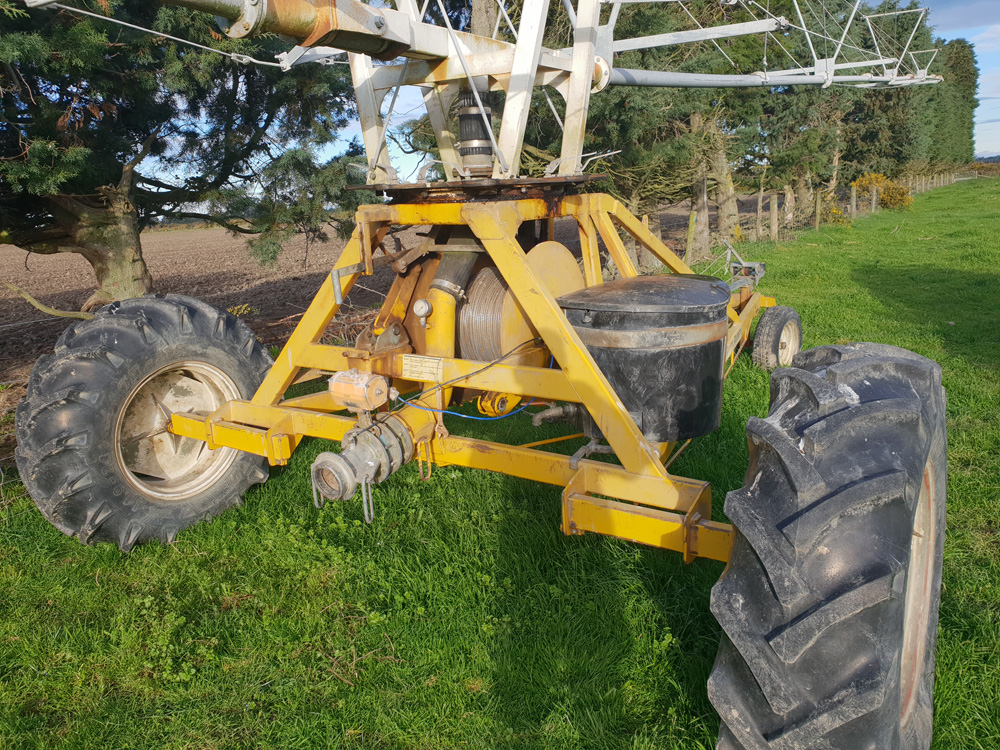 Irrigation Equipment For Sale – M125 GIII